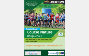 Course Nature Bouguenais 2018