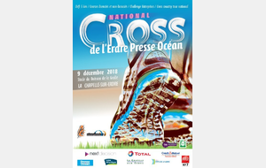 CROSS NATIONAL DE L'ERDRE