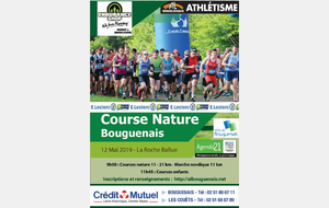 Course Nature Bouguenais